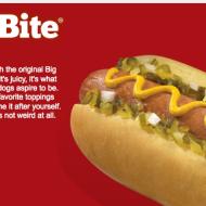 7-Eleven: $1 Quarter Pound Big Bite® Hot Dog on July 23rd