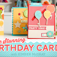 Craftsy FREE Mini Class: Learn How To Create Stunning Birthday Cards + More!