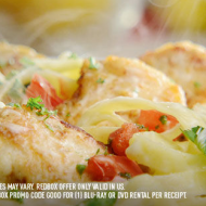 Dining Deal: Buy One Entree, Take One Home for FREE at Olive Garden + Get a FREE One-Night Redbox Movie Rental!