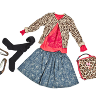 Back to School Lands' End #FirstDayFaves Twitter Party Today – Great Outfit Ideas, Shopping Advice and Giveaways