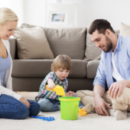 Expert Tips on How & When To Get Your Kids To Clean Up