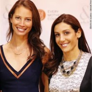 Stella & Dot Foundation Partners with Christy Turlington for Every Mother Counts