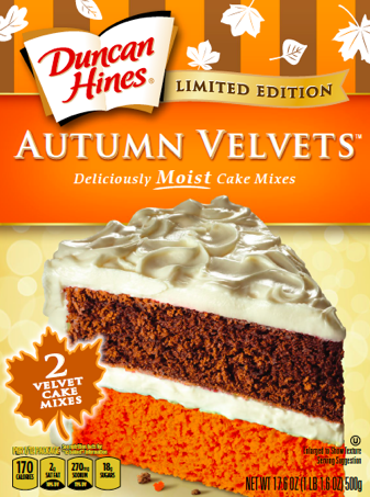 Duncan Hines Cake Mix Extend