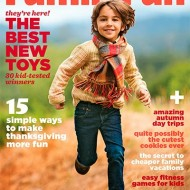 FREE One Year FamilyFun Magazine Subscription