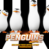 THE PENGUINS OF MADAGASCAR New Movie Trailer