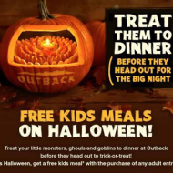 More Fun & FREE Halloween Deals, Events and Offers