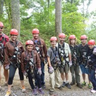 "NAVITAT Asheville, NC ""Moody Cove Adventure"" Zipline Canopy Tour {Review}"