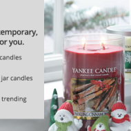 Yankee Candle: Buy ANY 1 Large Jar, Tumbler or Vase Candle, Get 1 FREE Coupon (In-Store & Online)
