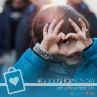 Goodshop Sunday: Buy A Gift That Gives Back (TODAY, November 30th)