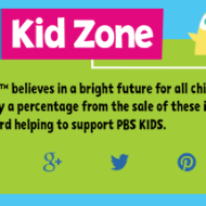 Overstock.com and PBS KIDS Launches Overstock Kid Zone