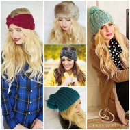 *TODAY ONLY DEAL* Cents Of Style: 50% Off All Winter Head Wear + FREE Shipping