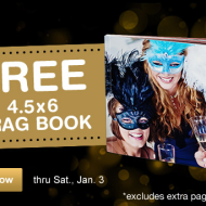 Walgreens: FREE Photo Brag Book (A $6.99 Value)– Just Pay $2.99 for Shipping