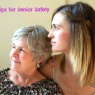 Helpful Tips for Senior Safety + Master Lock Portable Key Safe Giveaway!  #MasterLockProtects