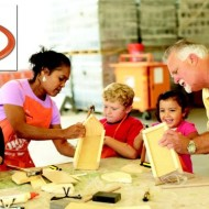 FREE Kids Workshops from Lowe's Build & Grow and Home Depot in April – Register Now!