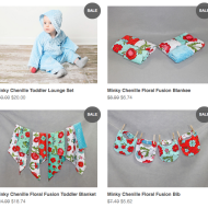 Bebe Bella Designs: Up To 80% Off All Hats, Mittens,  Scarves and Lounge Sets