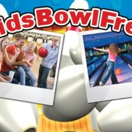 KidsBowlFree: 2 Free Games of Bowling for Kids Every Day All Summer Long!