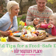 Helpful Tips for a Food-Safe Easter