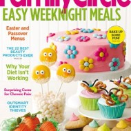 FREE Two-Year Subscription to Family Circle Magazine