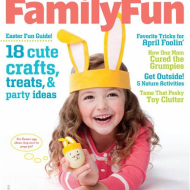 FREE One-Year Subscription to Family Fun Magazine