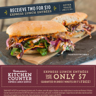 Restaurant Deals: Arby's, Bonefish Grill, Starbucks and More!
