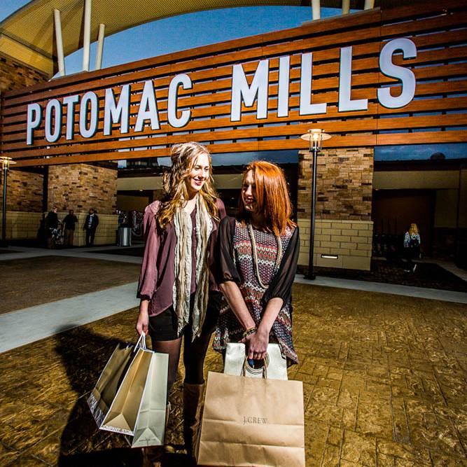 Potomac Mills mall Woodbridge VA