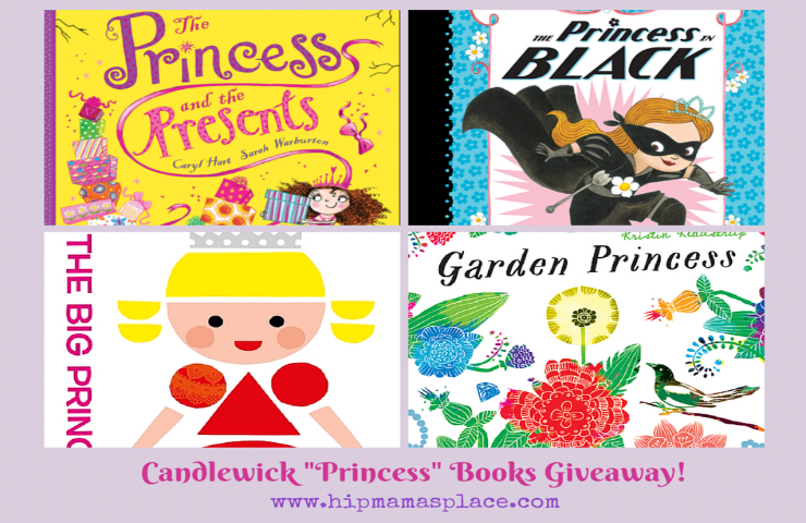 """What Would Princess Charlotte Read? + Candlewick """"Princess"""" Books #Giveaway!"""