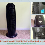 Honeywell QuietClean HFD230B Air Purifier