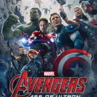 Avengers: Age of Ultron Now Playing at the Smithsonian's Airbus IMAX Theater