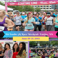 Eat, Run, Drink at Cooking Light & Health's Fit Foodie 5K Race Weekend (I'm Going!)