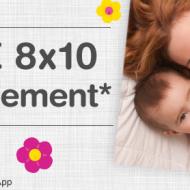 Walgreens: FREE 8X10 Photo Print ($3.99 Value) + FREE In-Store Pickup