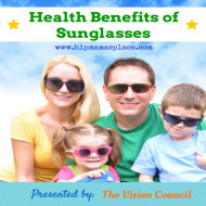 Health Benefits of Wearing Sunglasses #NationalSunglassesDay