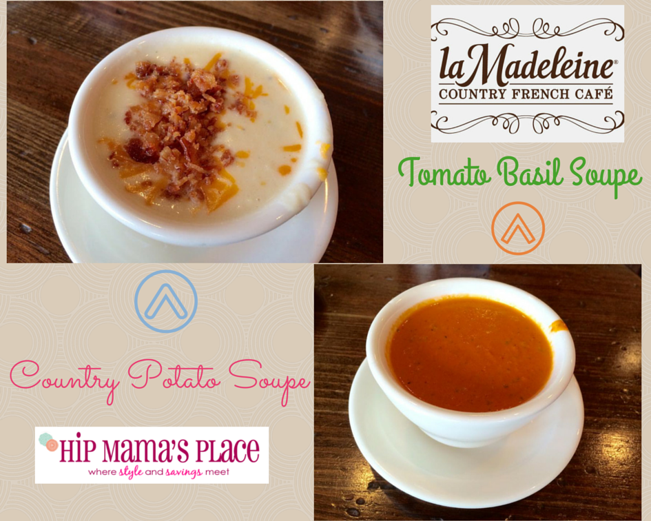 Sweet Tastes of Summer at la Madeleine Country French Café + $25 ...