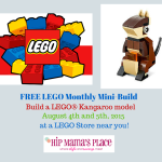 FREE LEGO Monthly Mini-Build(3)