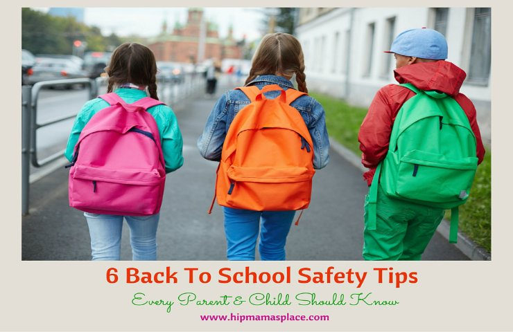 Justice Network's Back To School Safety Tips