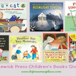 Candlewick Children's Books Giveaway!