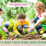 How To Get Your Kids Into Gardening(1)