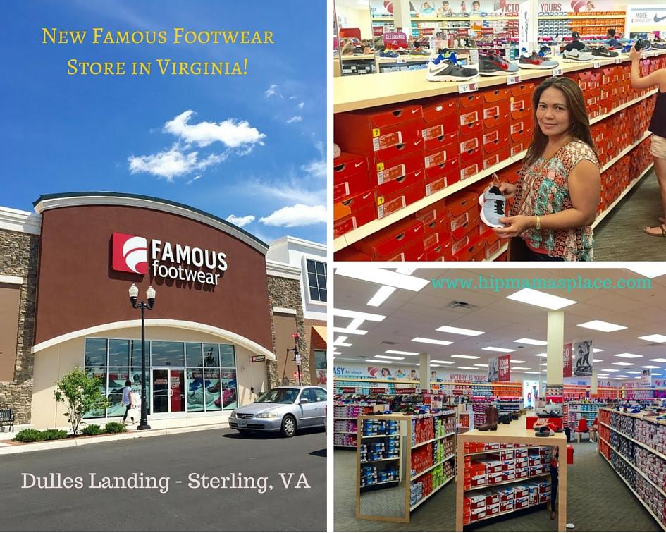 New Famous Footwear Store in Virginia!