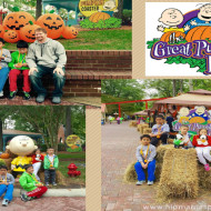 Kings Dominion Fall 2015: The Great Pumpkin Fest and Halloween Haunt  #KDHaunt15