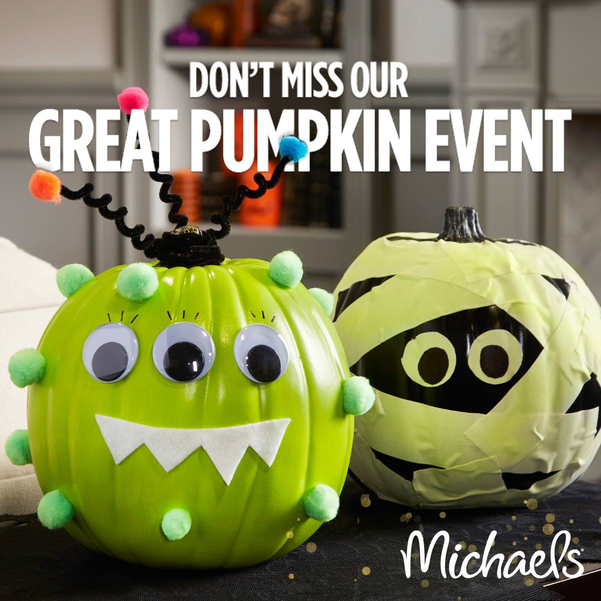Halloween Craft Event Money Saving Coupons From Michaels And Jo