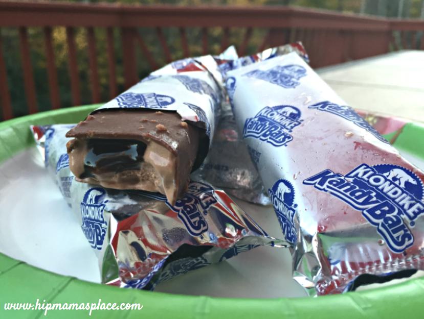 Klondike Kandy Bars Fudge Crunch