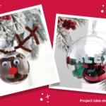 Michaels: Family Ornament Workshop on Nov. 7