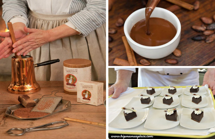 Food & Travel: Chocolate History Tour and Halloween Fun in Colonial Williamsburg