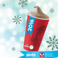 Wendy's: FREE Jr. Frosty in 2016 with $1 Frosty Key Tag Purchase