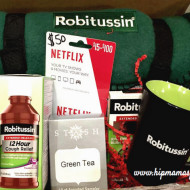 "Feel Better This Cold Season with Robitussin + ""Feel Better Care Package"" Giveaway!"