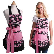 Flirty Aprons Flash Sale: Women's Apron Just $11.99 + FREE Shipping and More!