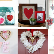 10 Valentines Crafts To Make in an Afternoon