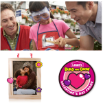 Lowe's Kids Clinic: FREE Valentine's Day Picture Frame on February 13th