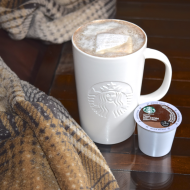 Warm Up with Starbucks® Hot Cocoa K-Cup® Pods + New Starbucks® Cozy Collection