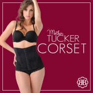 You're Such a Flattering Mother Tucker Body Slimming Corset by Belly Bandit + Giveaway!