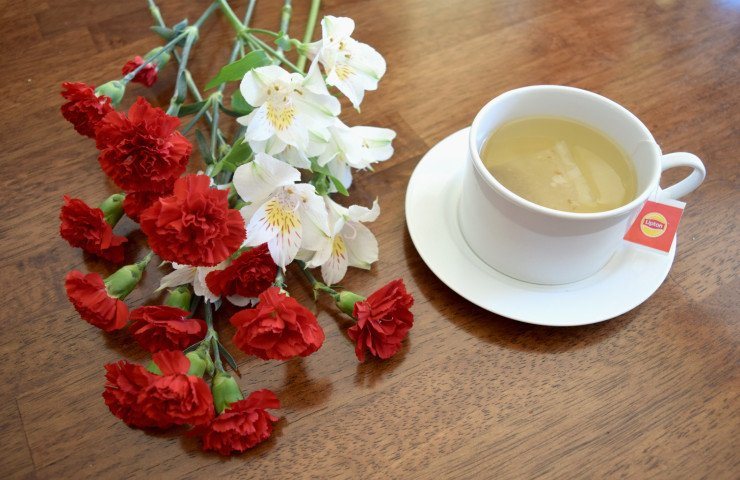 How I Soothe My Soul with Tea + New and Improved Lipton Tea Varieties